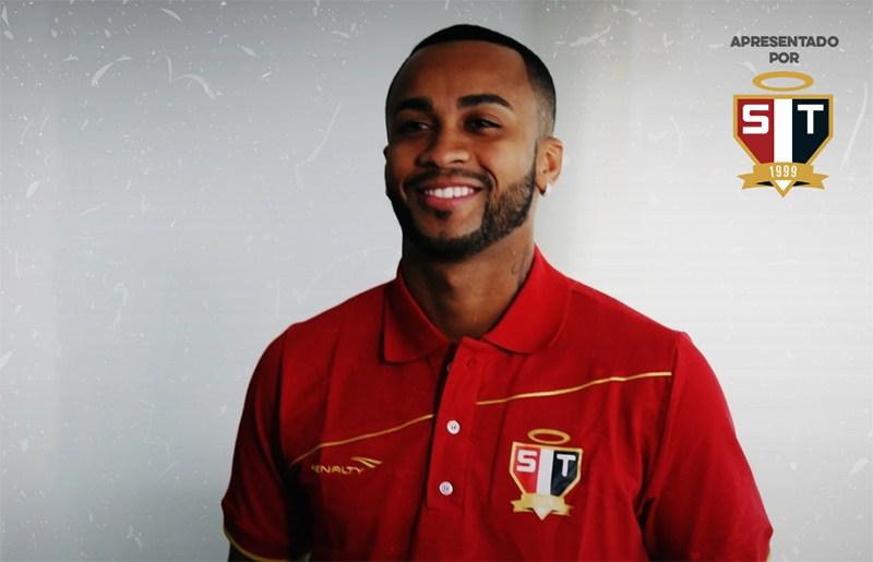 São Paulo anuncia a contratação de Wesley