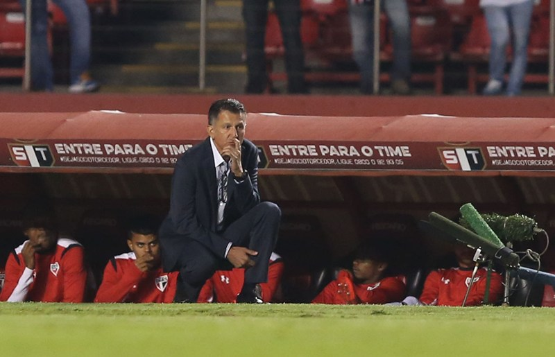 Birner: Juan Carlos Osorio cogita deixar o São Paulo