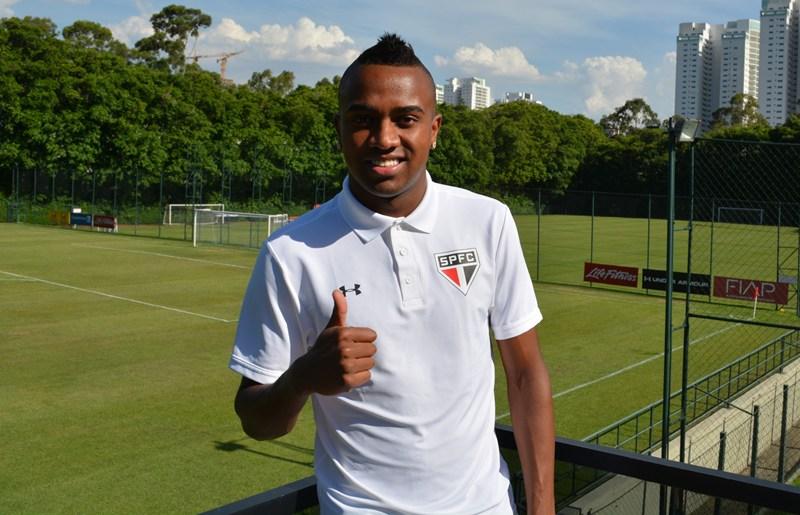 São Paulo: Kelvin é o quinto reforço tricolor em 2016
