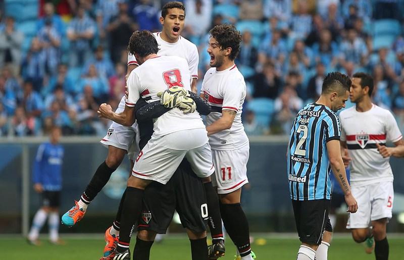 São Paulo defende invencibilidade na Arena Grêmio; relembre os jogos
