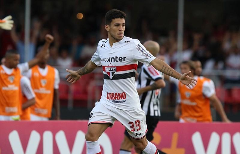 São Paulo: Marcinho fala sobre emoção do primeiro gol e mira equilíbrio