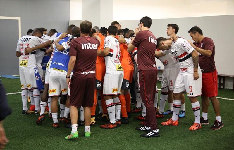 São Paulo: Nova meta embala a equipe nesta reta final