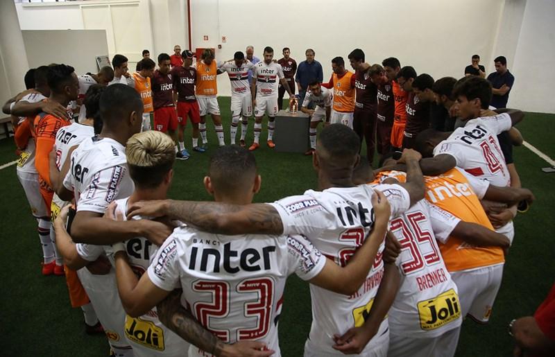"""São Paulo: """"Sofremos este ano, e faremos de tudo para que 2018 seja diferente"""""""