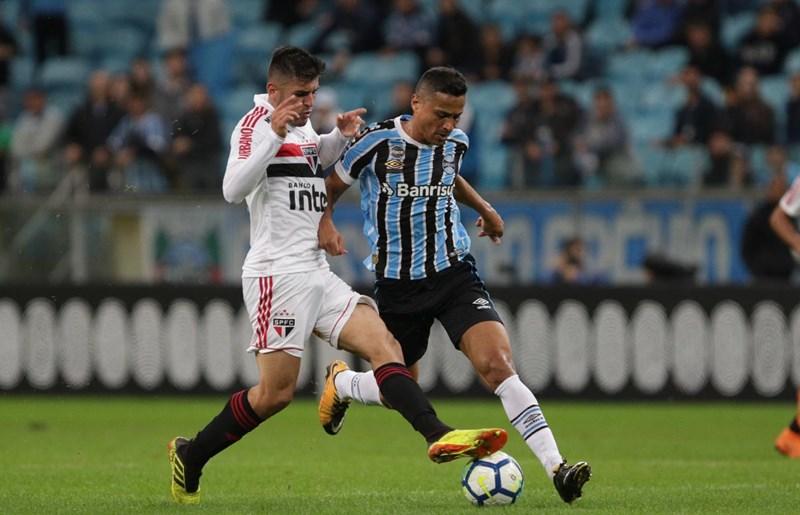 São Paulo e Grêmio: tira-teima na tabela e na história do Brasileiro