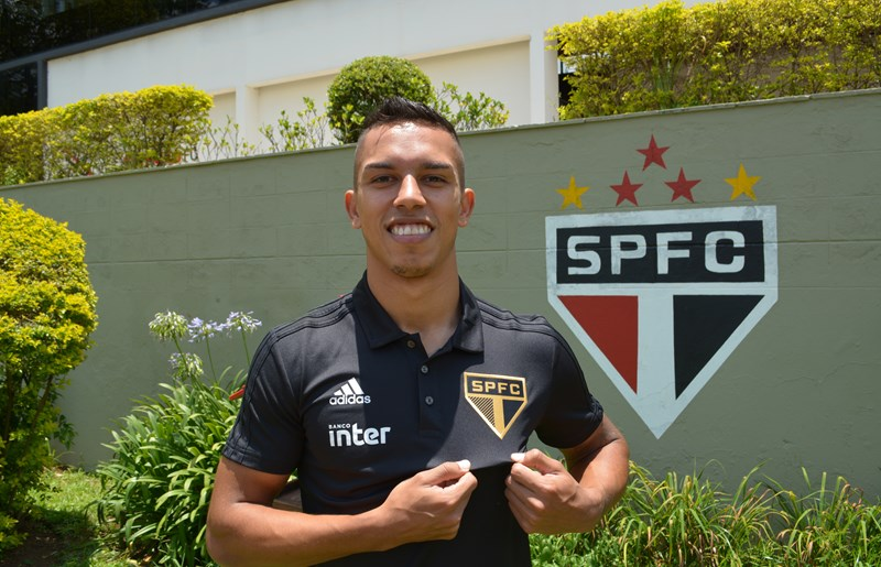São Paulo acerta com Igor Vinícius