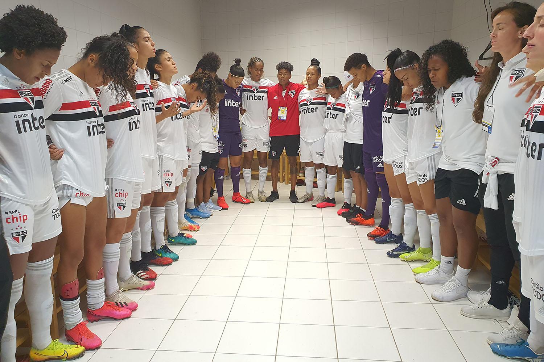 Diante do Red Bull, São Paulo inicia caminhada pelo título do Paulistão Feminino 2020