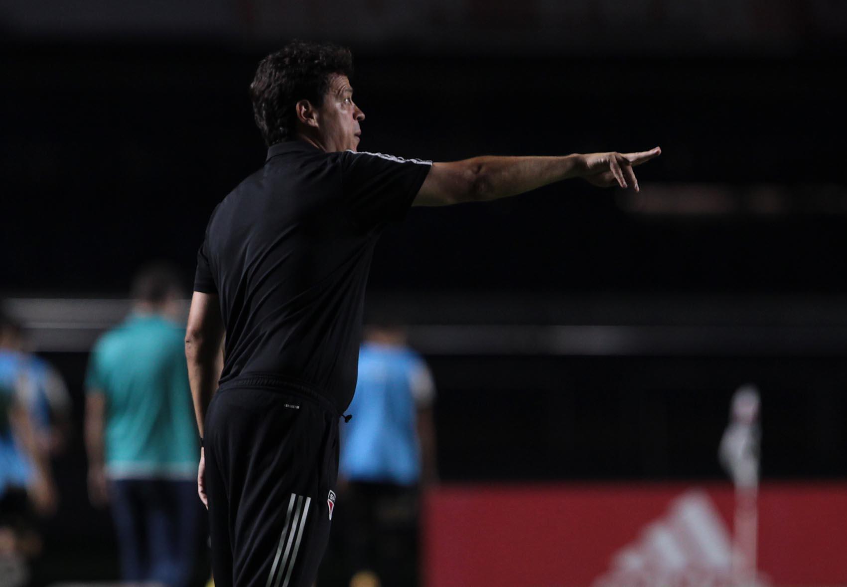 Entrevista coletiva pós-jogo: São Paulo 1 x 1 Coritiba