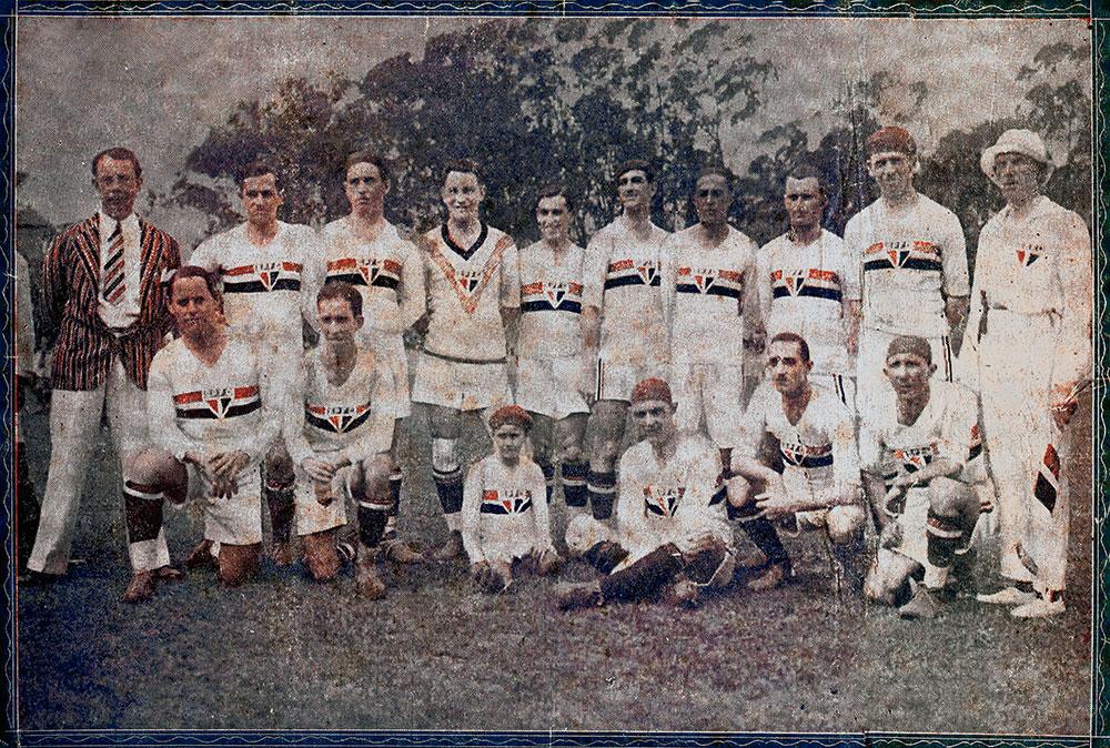 São Paulo Futebol Clube: 91 anos