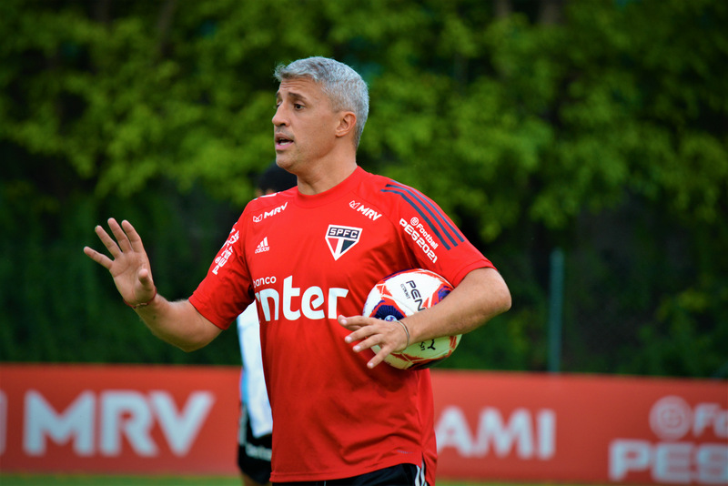 São Paulo encerra preparação para estreia no Campeonato Paulista