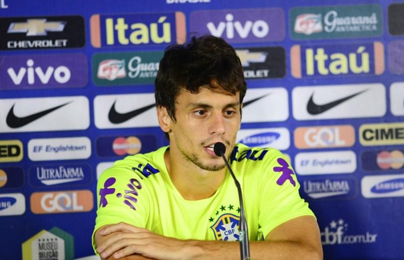 Rodrigo Caio é o Tricolor na Copa América Centenário