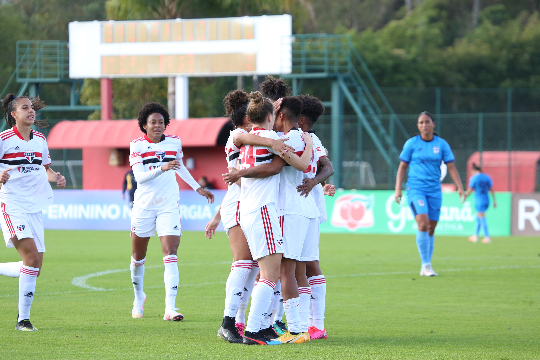 São Paulo vence Real Brasília pelo Brasileiro Feminino
