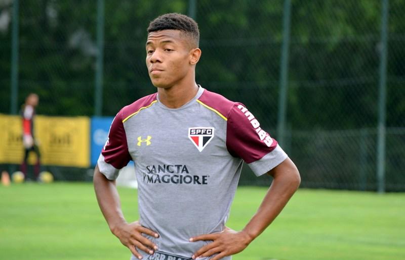 São-paulinos são convocados para amistosos da Seleção Sub-20