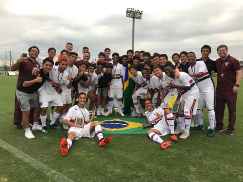 Final - São Paulo x Suwon Samsung