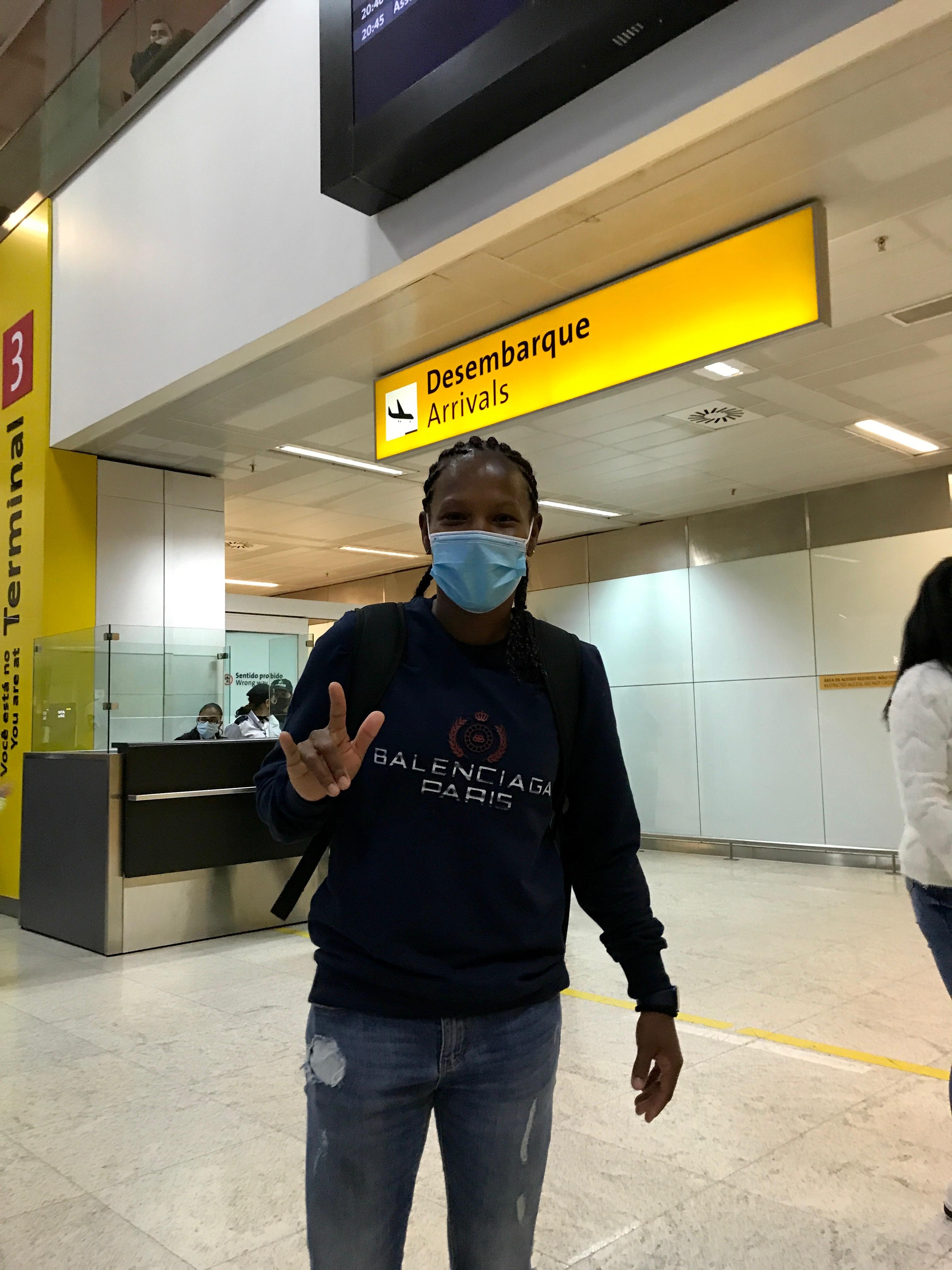 De volta ao clube, Formiga desembarca em São Paulo