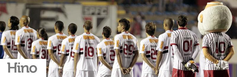 O hino oficial do São Paulo Futebol Clube foi criado em 1936 0b5be4e03ce7c
