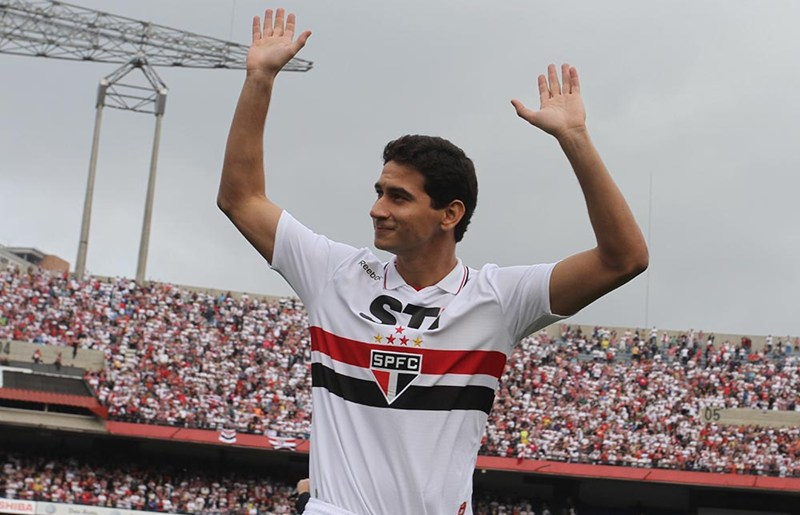 Palmeiras encaminha acerto com Ganso, diz jornalista