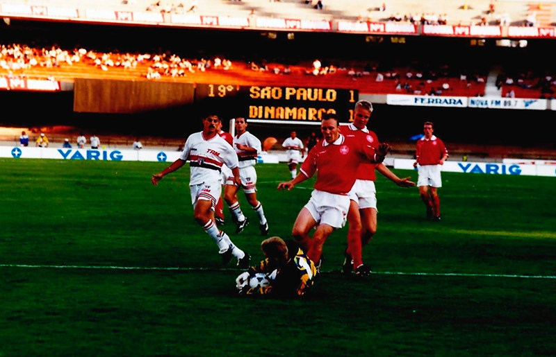 Resultado de imagem para SAO PAULO FC 1996