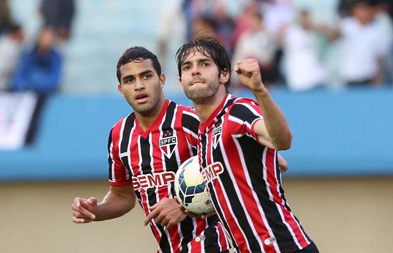 Aos 32, Kaká faz mais diferença para o São Paulo que aos 20