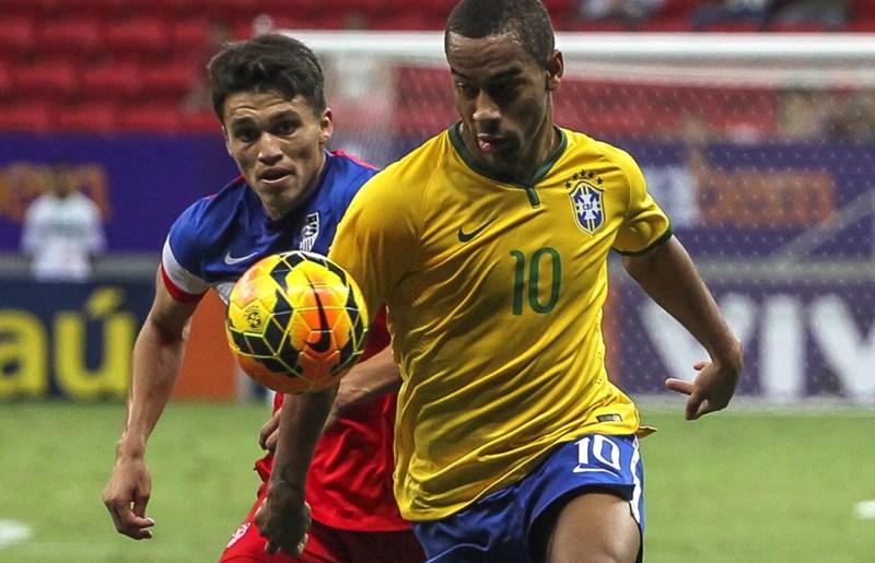 Oficial: São Paulo empresta Ademilson para o Yokohama Marinos